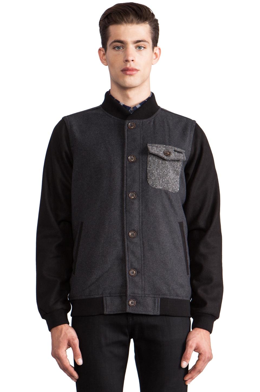 Ezekiel Magnum Jacket in Black