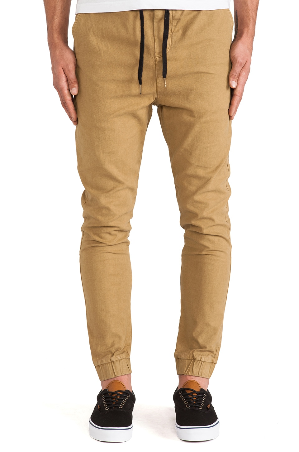 Ezekiel Def Tone Pant in Light Brown