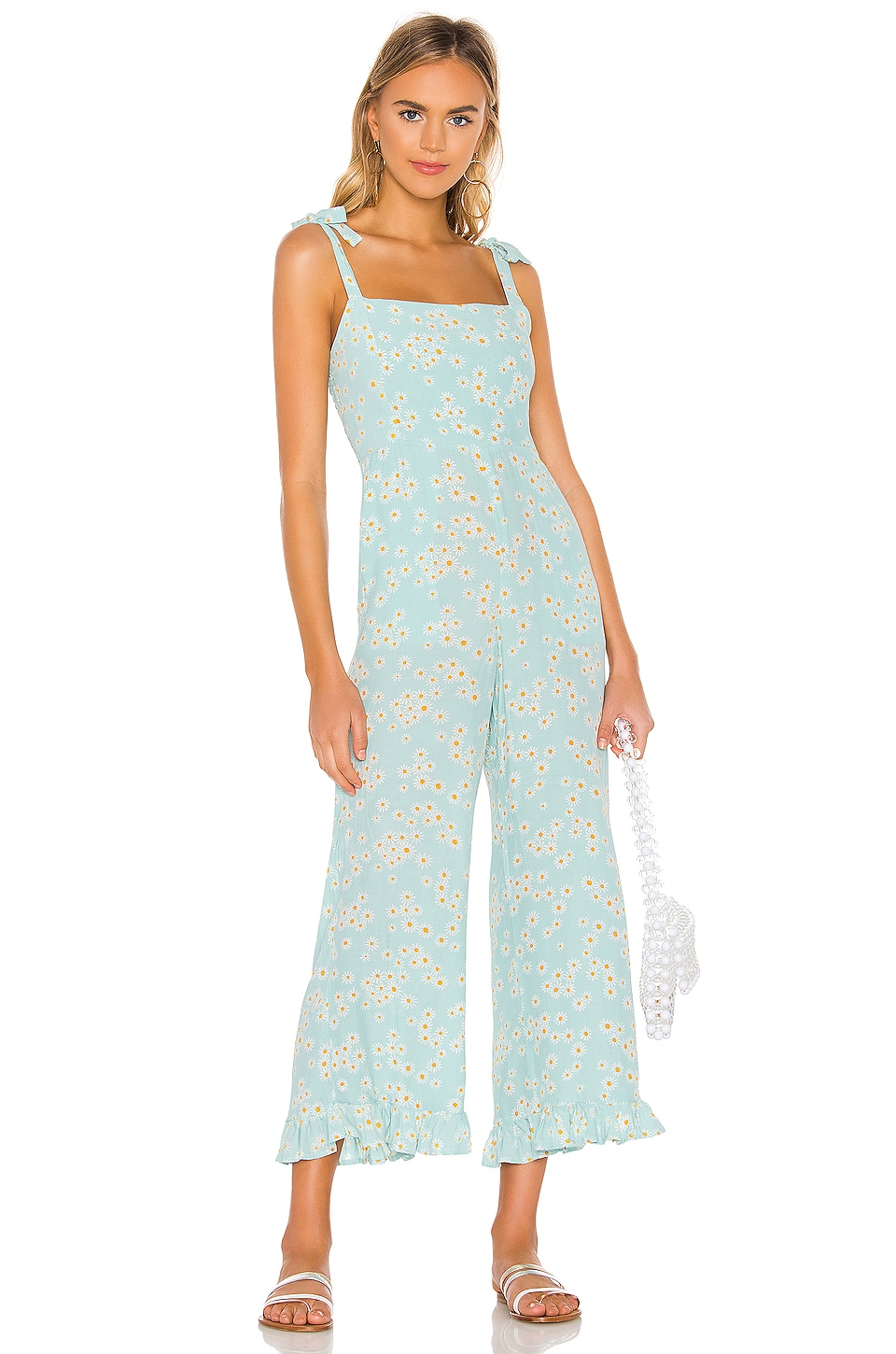 FAITHFULL THE BRAND Frankie Jumpsuit in Zhoe Floral