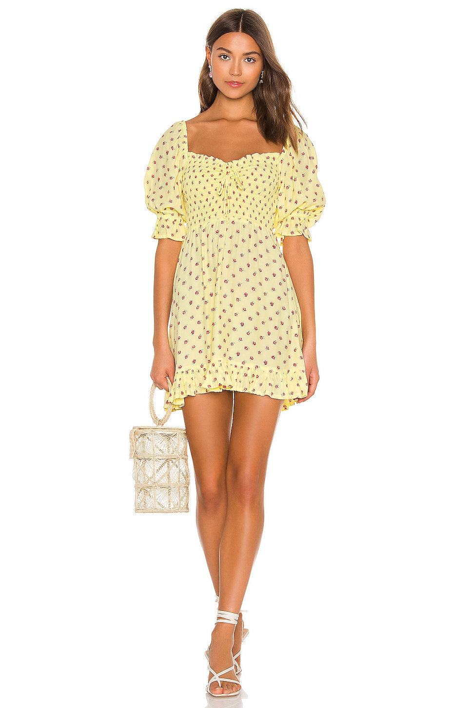 Sage Mini Dress             FAITHFULL THE BRAND                                                                                                       CA$ 214.82 5