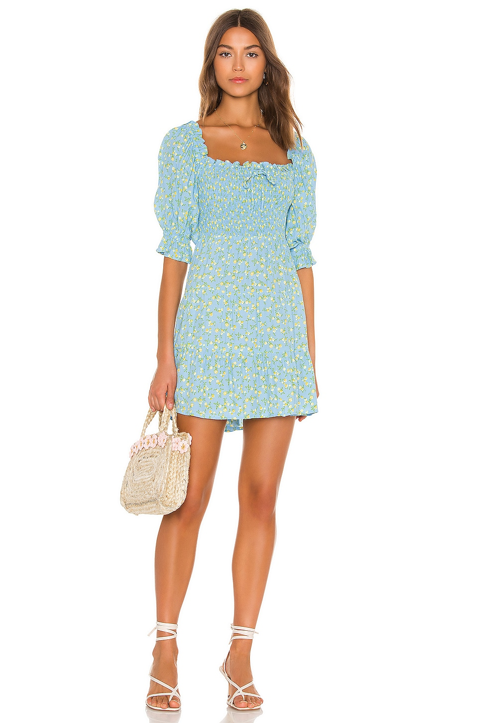 Charlotte Mini Dress             FAITHFULL THE BRAND                                                                                                       CA$ 201.31 9