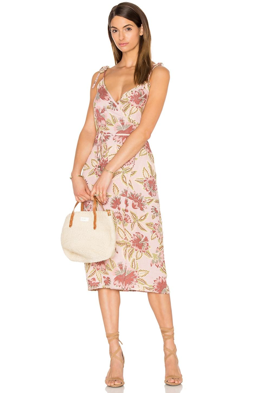 Fraser Wrap Dress by Faithfull The Brand