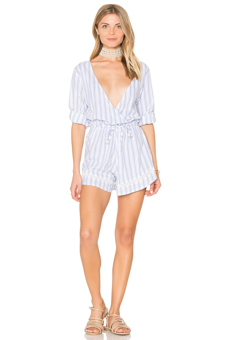 Sunkissed Playsuit by FAITHFULL THE BRAND