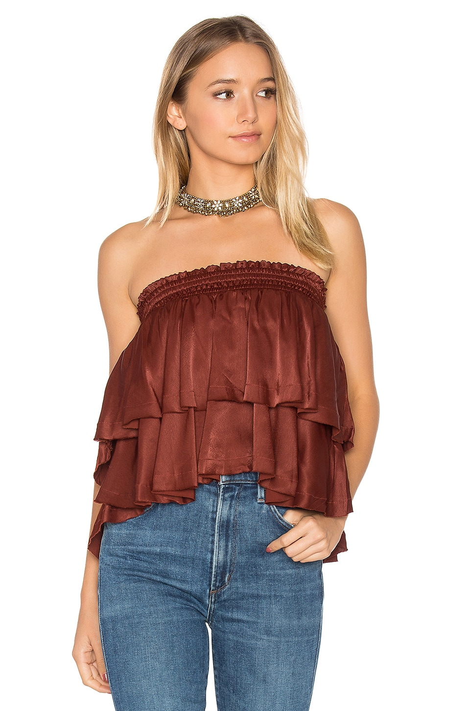 Paradiso Top by FAITHFULL THE BRAND