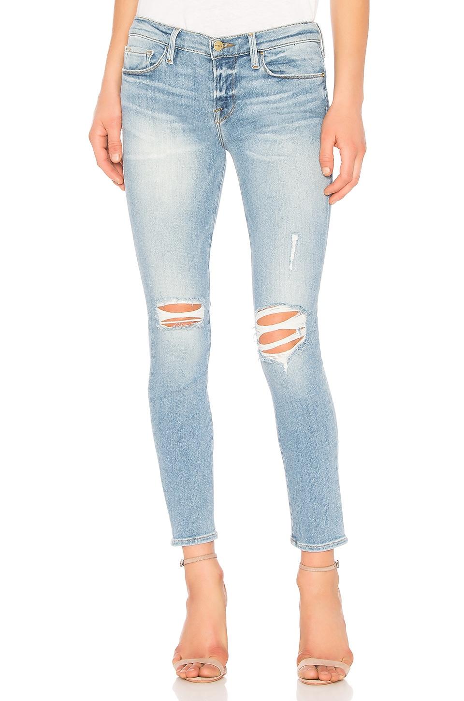 Blue 'Le Skinny de Jeanne' Jeans
