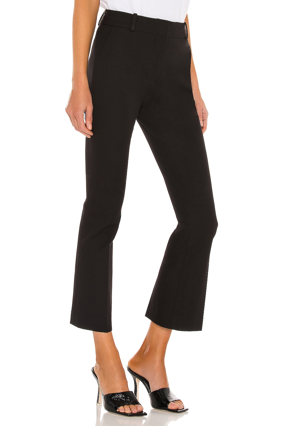 FRAME Clothing LE CROP MINI BOOT TROUSER