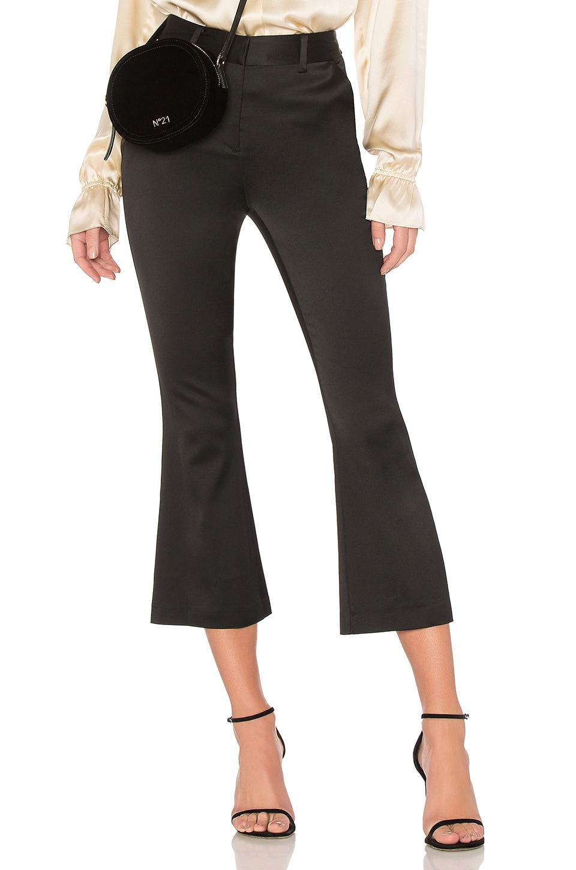 Crop Flare Trouser