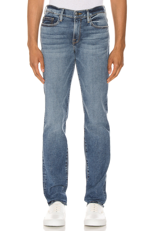 FRAME L'Homme Slim Jeans in Homlmes