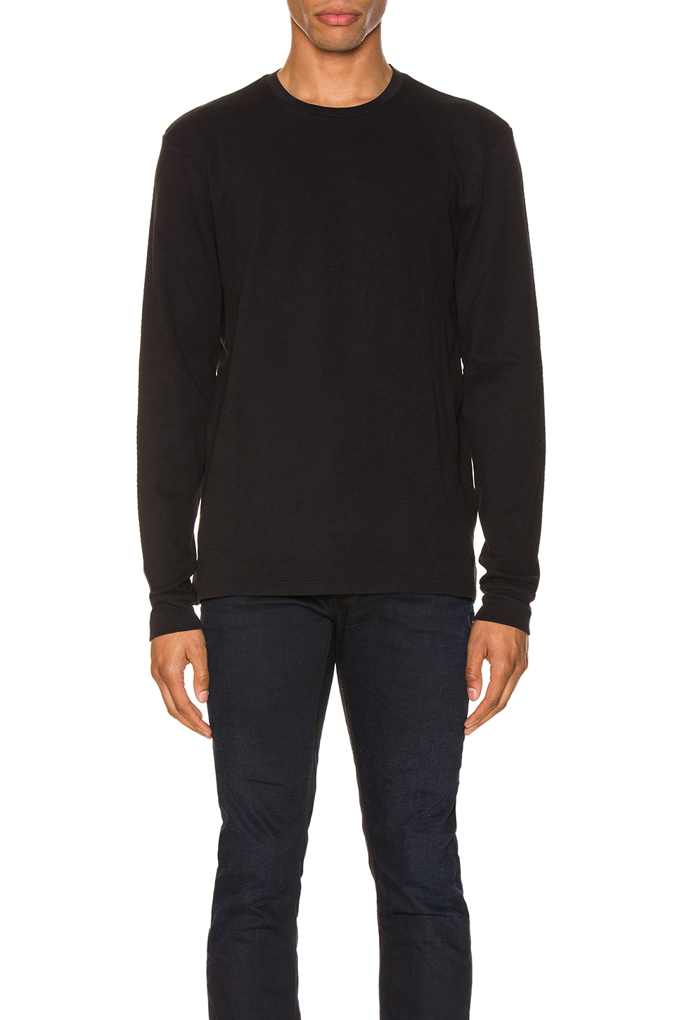 FRAME T-SHIRT LONG SLEEVE THERMAL