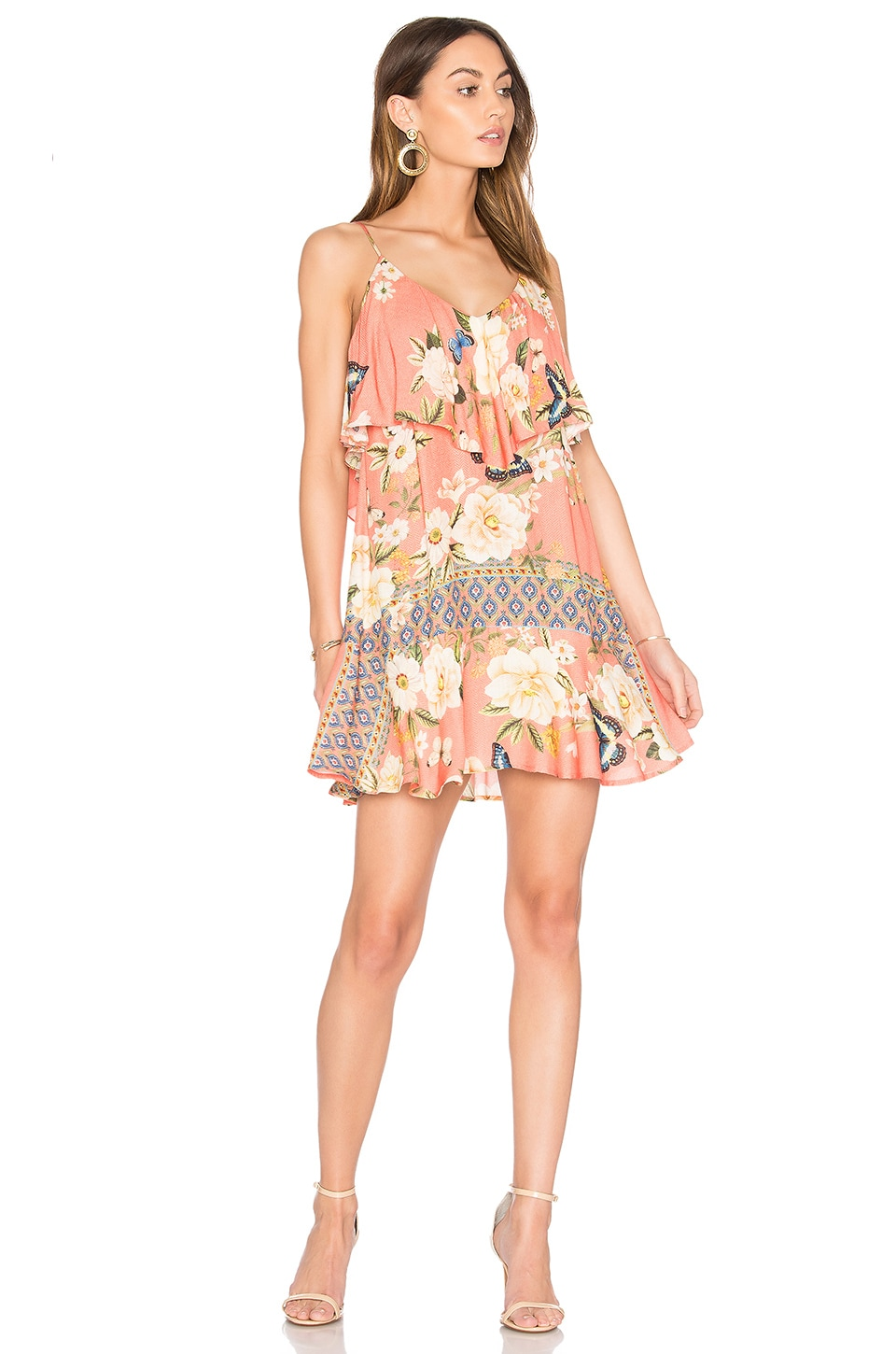 Sweet Swing Mini Dress by Farm