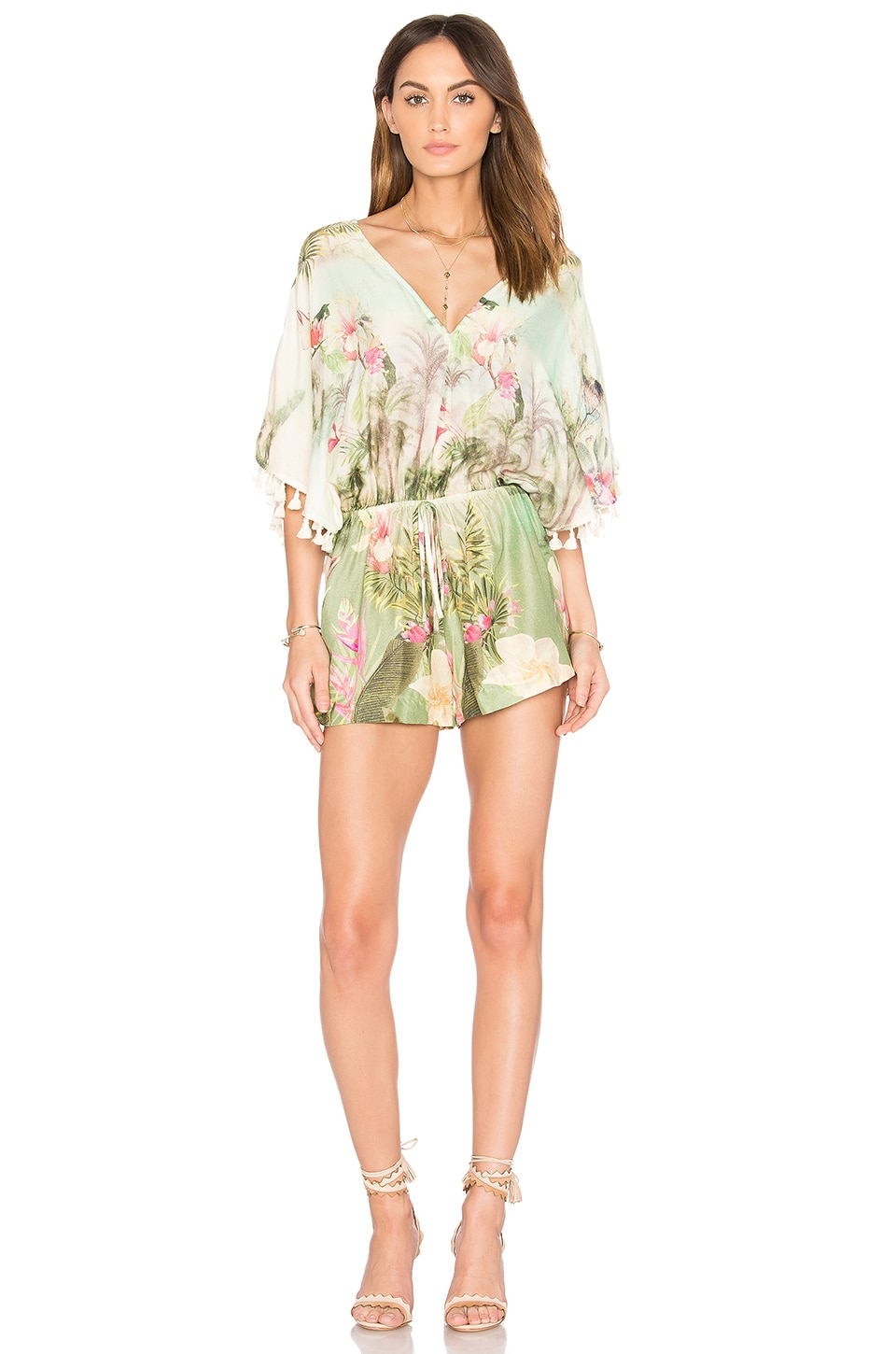 Summer Freshness Romper by Farm