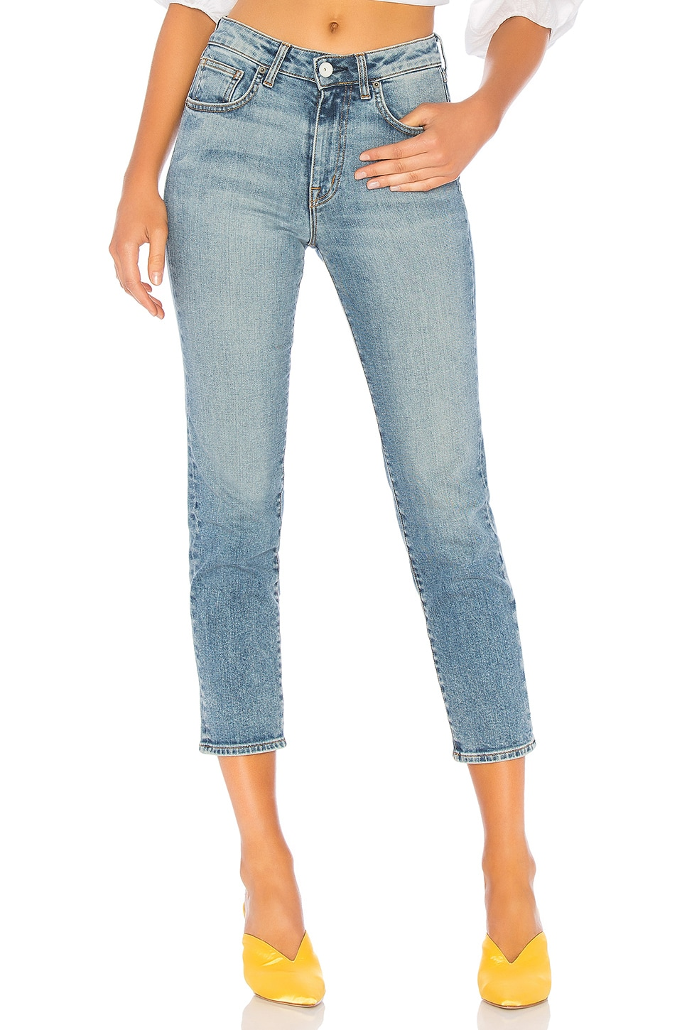 Ally High Rise Tapered