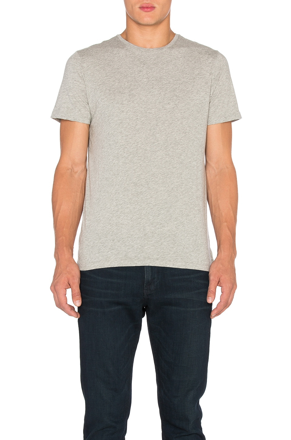 Classic Crew Neck Tee by FRAME Denim