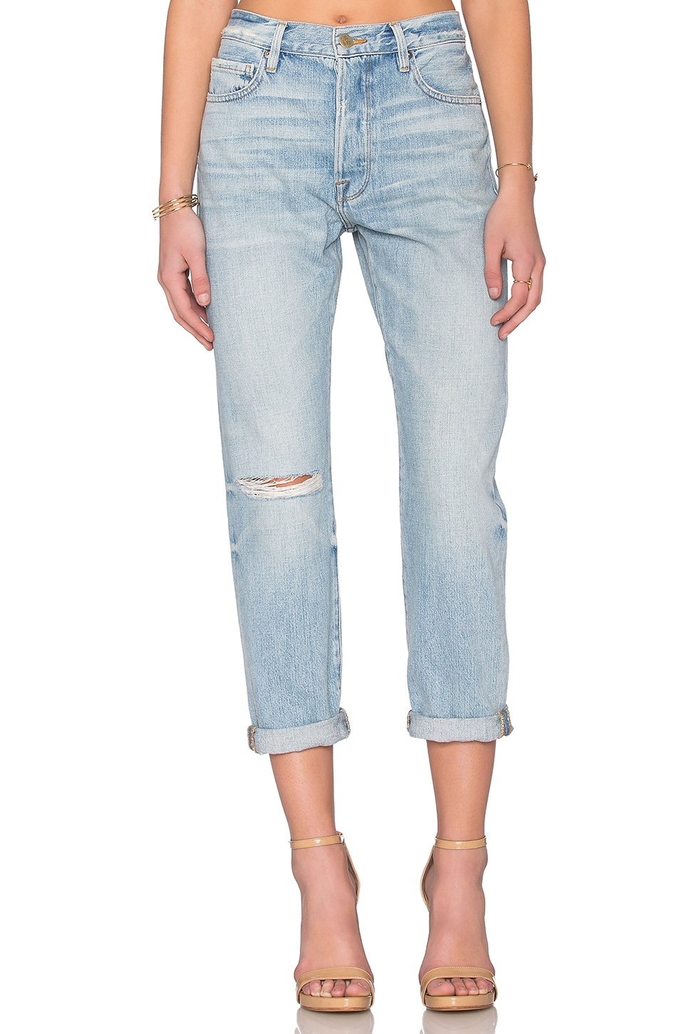 FRAME Denim Le Original Jean in Gregory