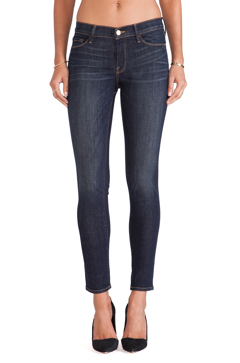 FRAME Denim Le Skinny De Jeanne in Pembridge Square