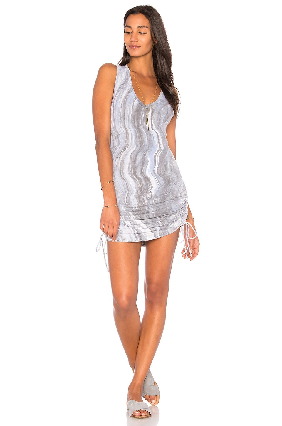 Beverly Tank Dress by Feel the Piece