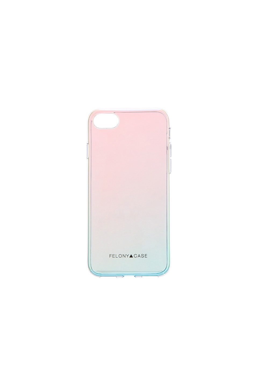 Felony Case Hologram iPhone 7 Case in Transparent