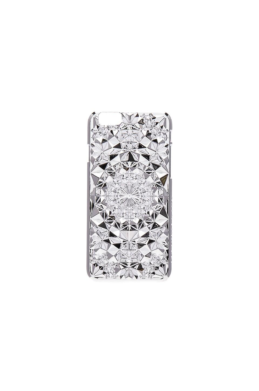 Felony Case Kaleidoscope iPhone 6/6s Case in Silver