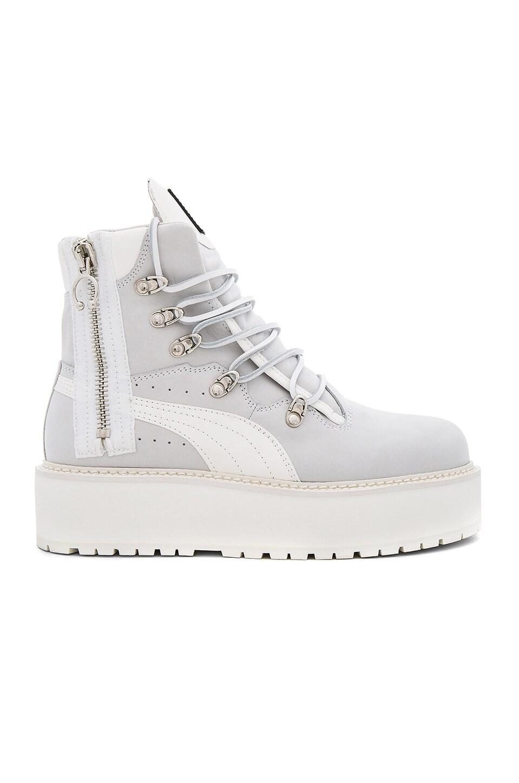 Fenty by Puma Sneaker Boot in White
