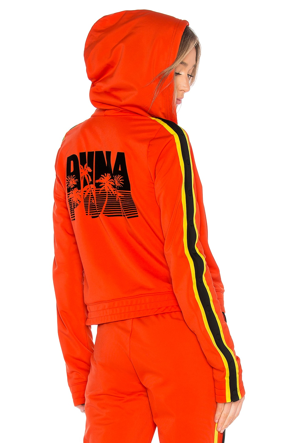 FITTED TEARAWAY TRACK JACKET