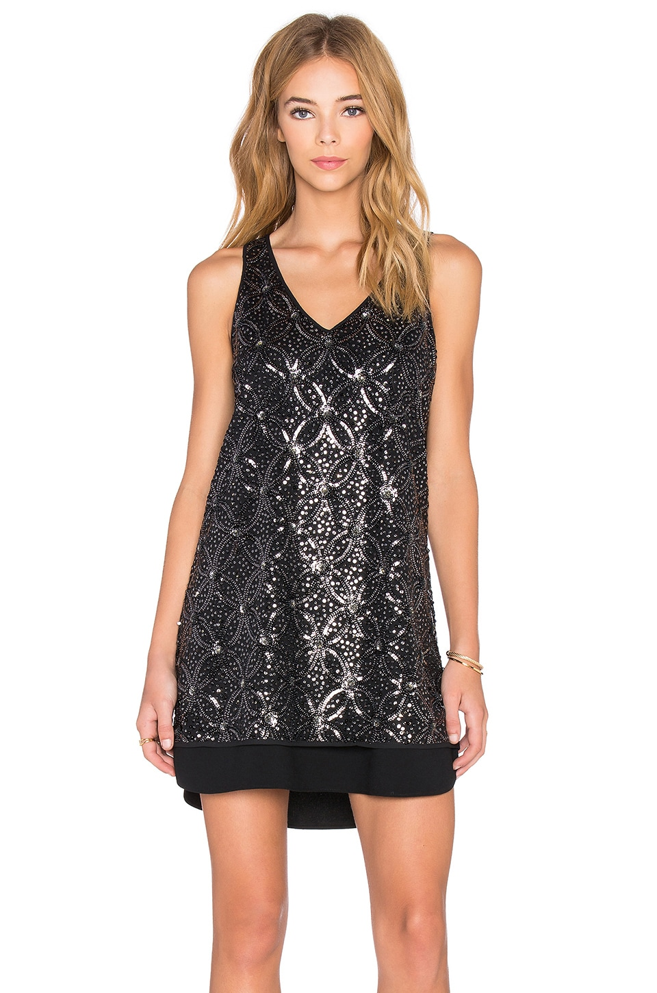 Sequin Mini Dress by Fifteen Twenty