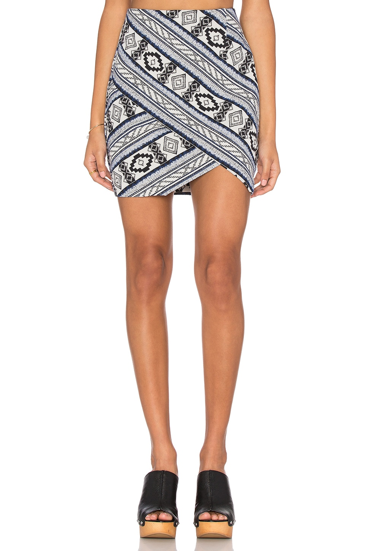 Double Angle Skirt