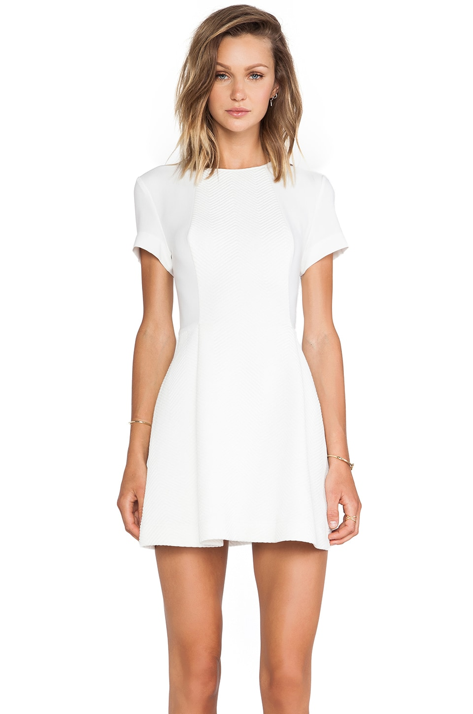 The Fifth Label Hyper Paradise Dress in White