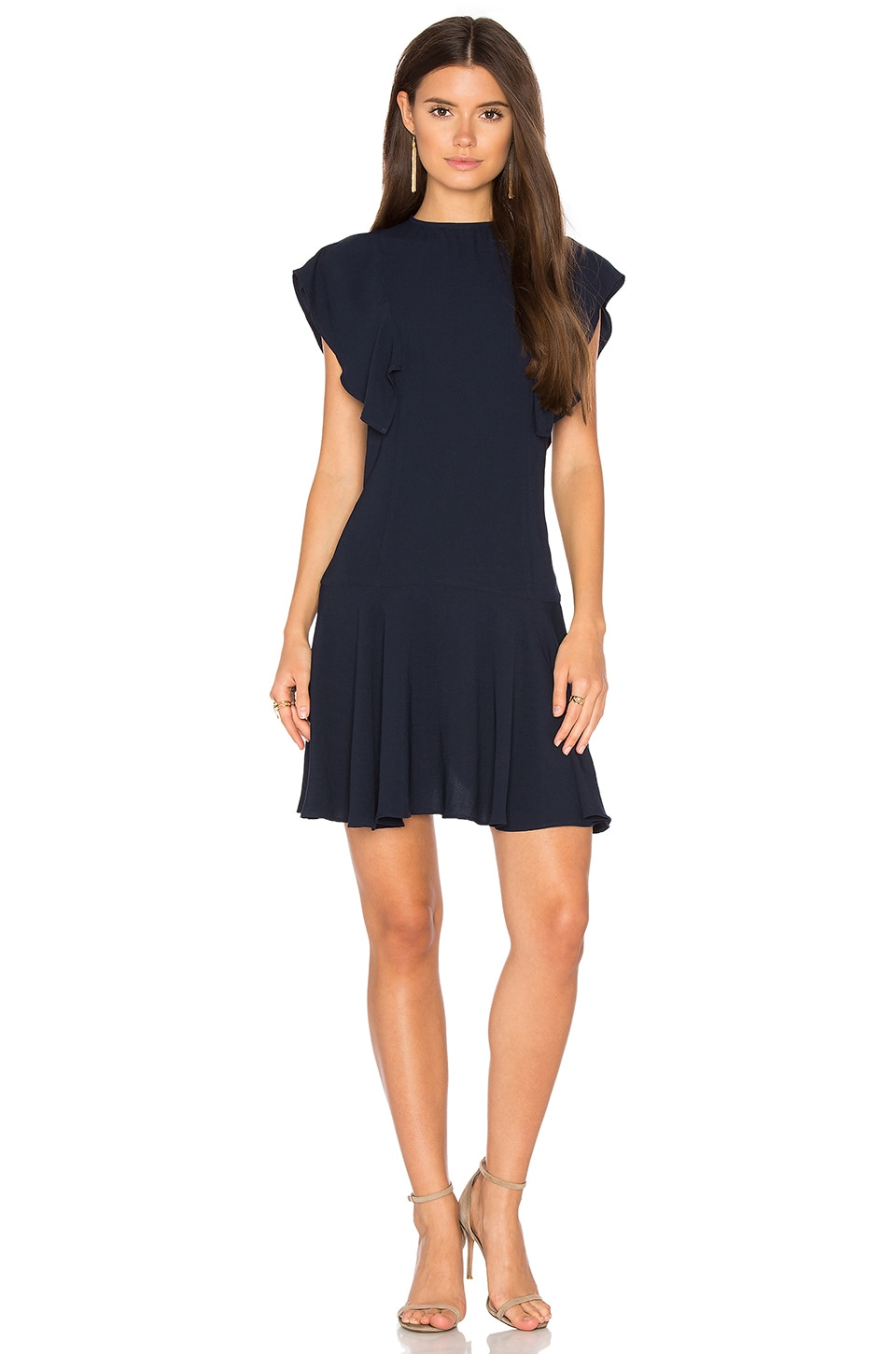 The Fifth Label Pave The Way Dress in Navy