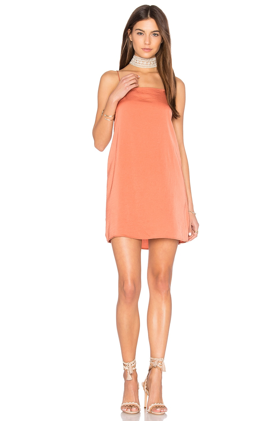 The Nightingale Cami Dress by The Fifth Label