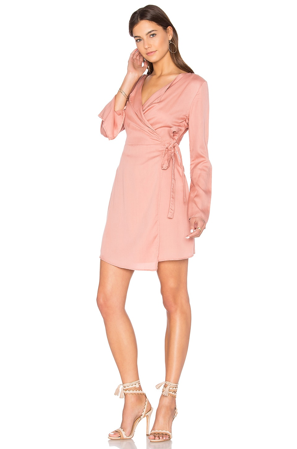 Harmony Wrap Dress by The Fifth Label
