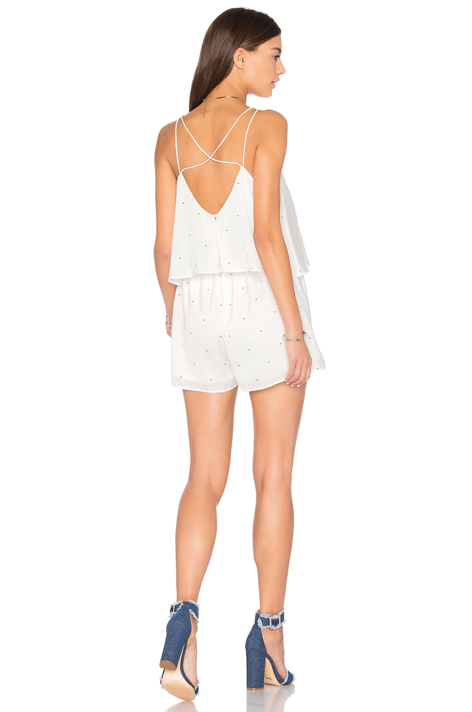 New Wave Romper by The Fifth Label