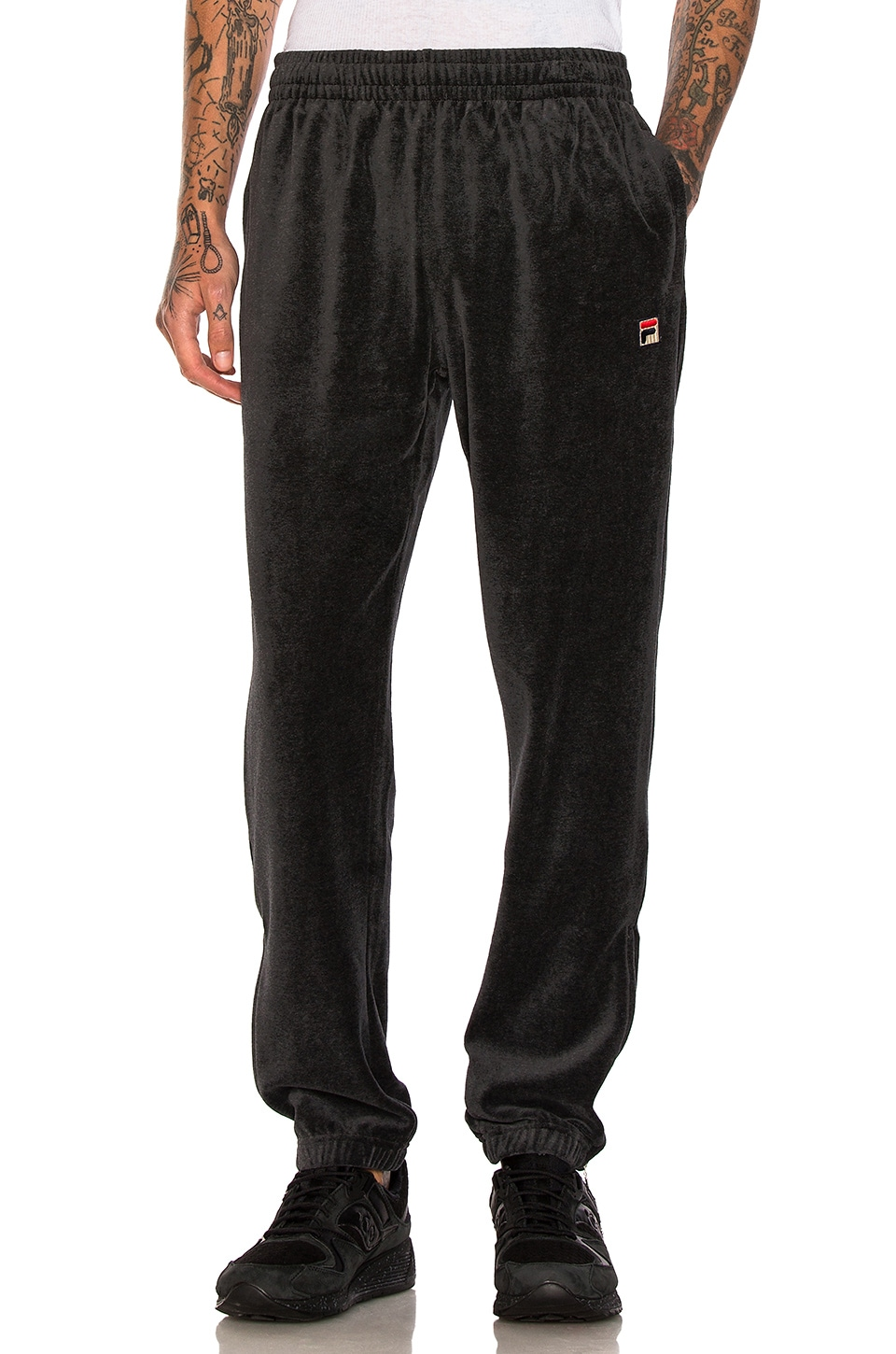 Velour Pants by Fila