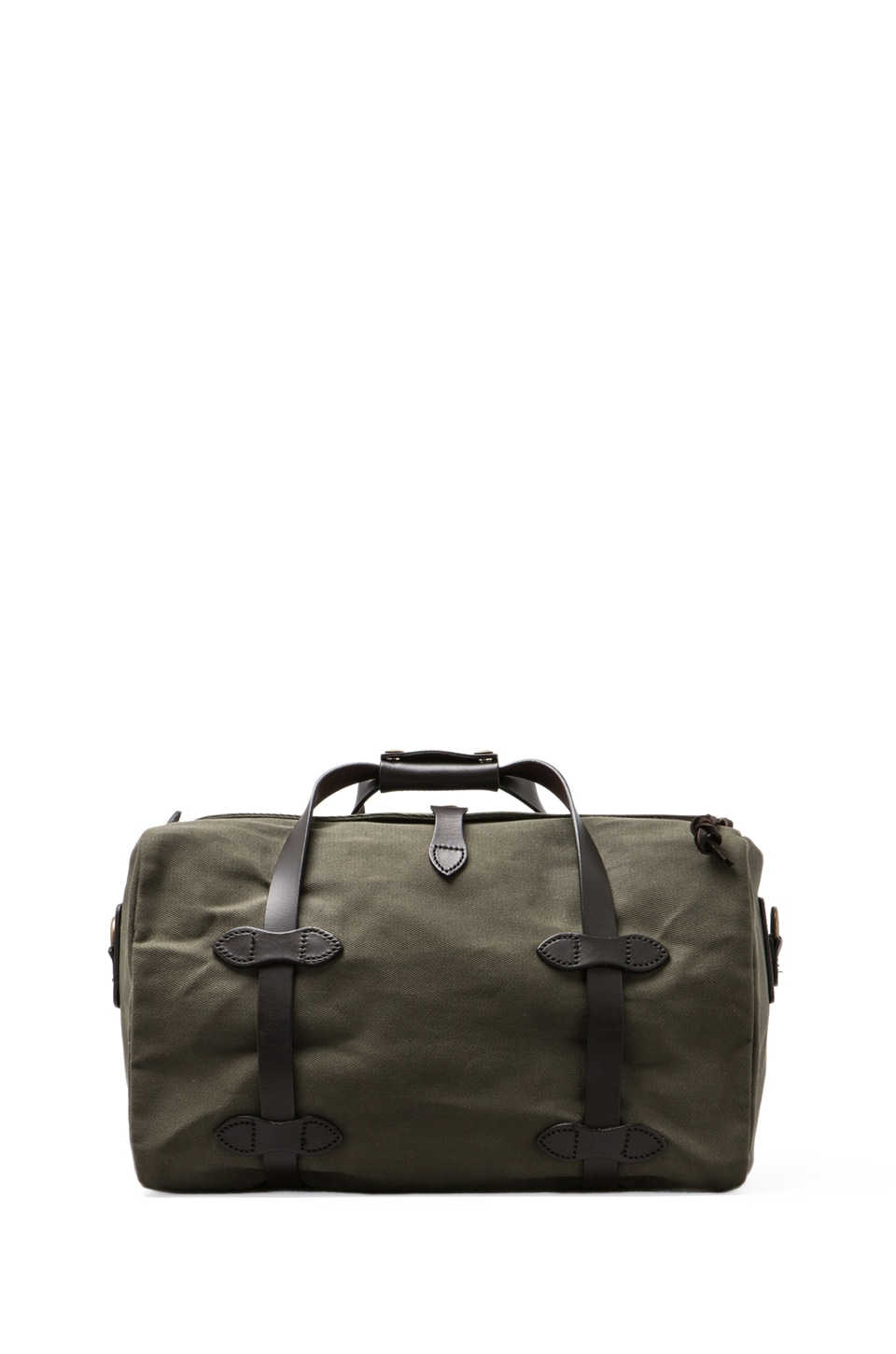 Filson Small Duffle in Otter Green
