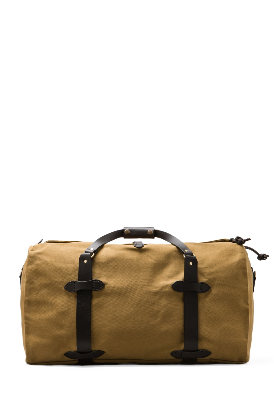Filson Medium Duffle in Tan