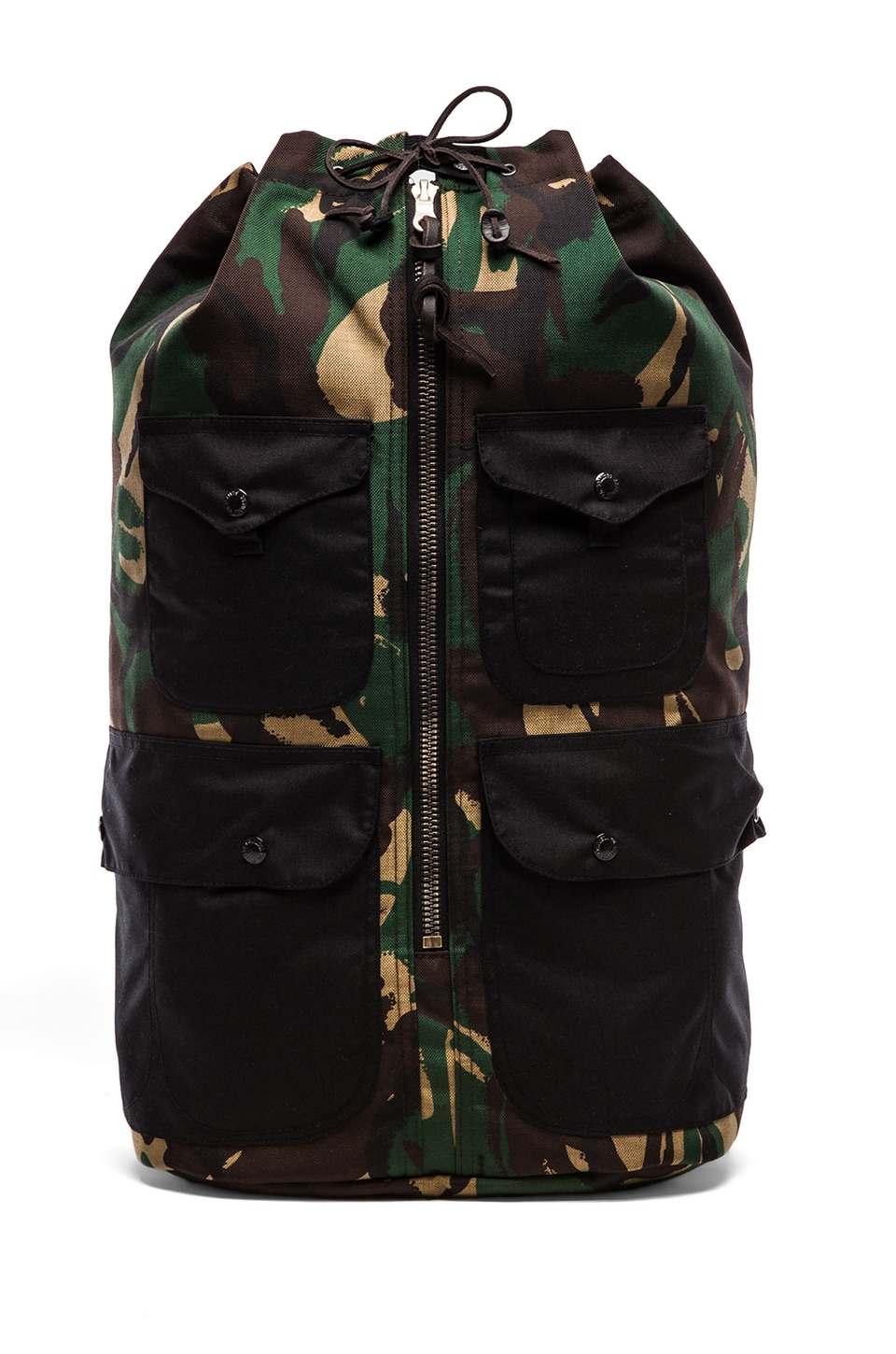Filson Duffle Backpack in Camo