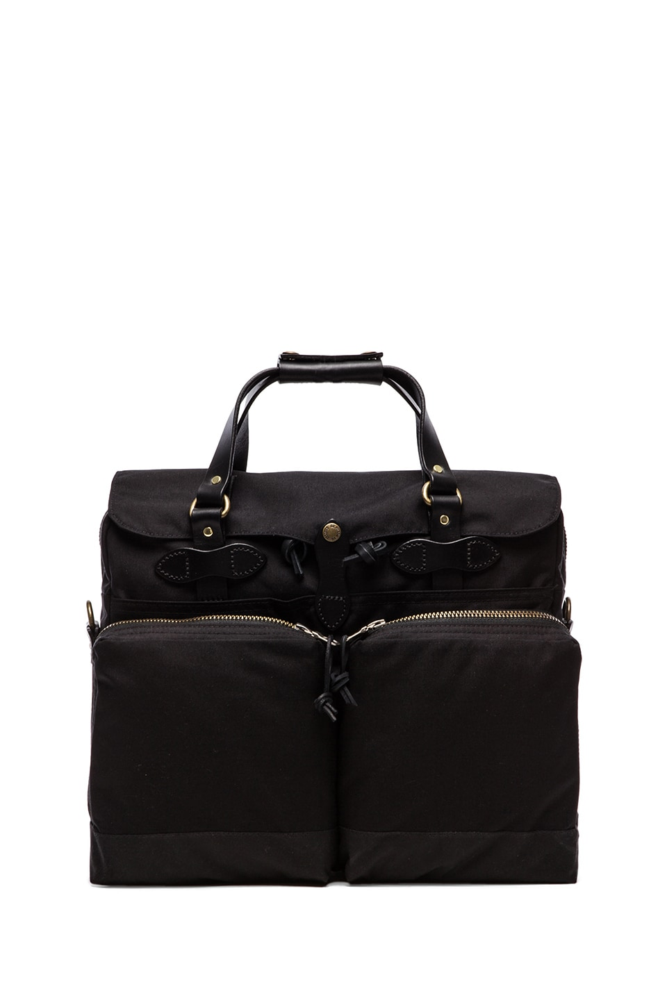 Filson 72 Hr Briefcase in Black