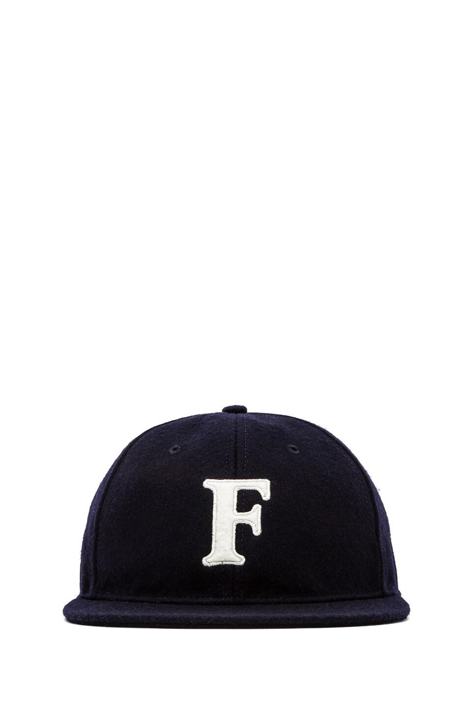 Filson Initial Cap in Navy