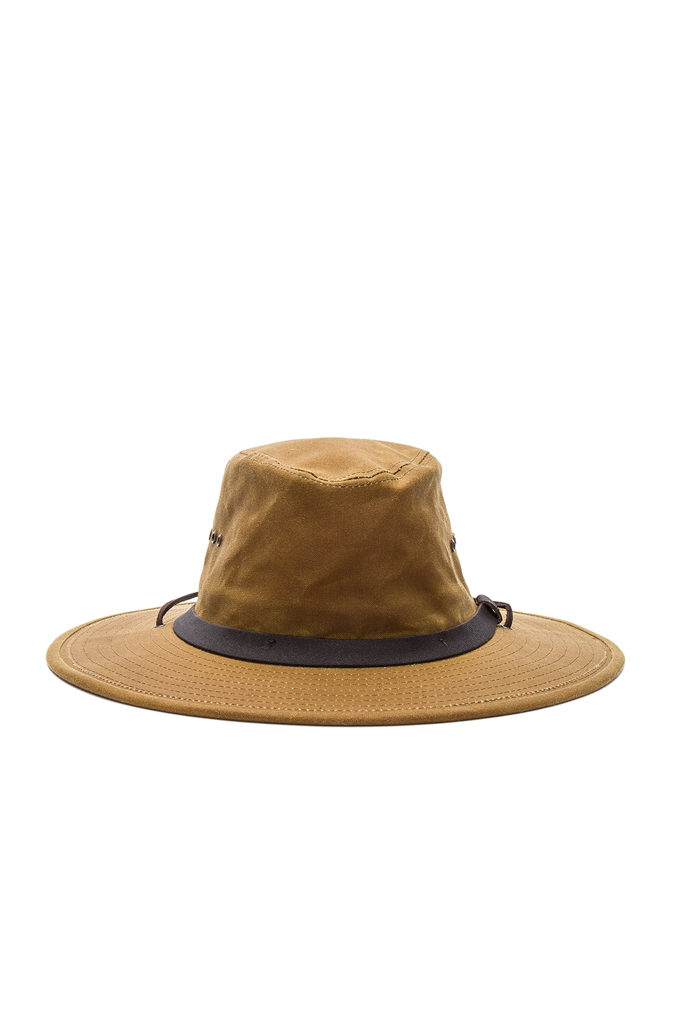 Tin Bush Hat by Filson