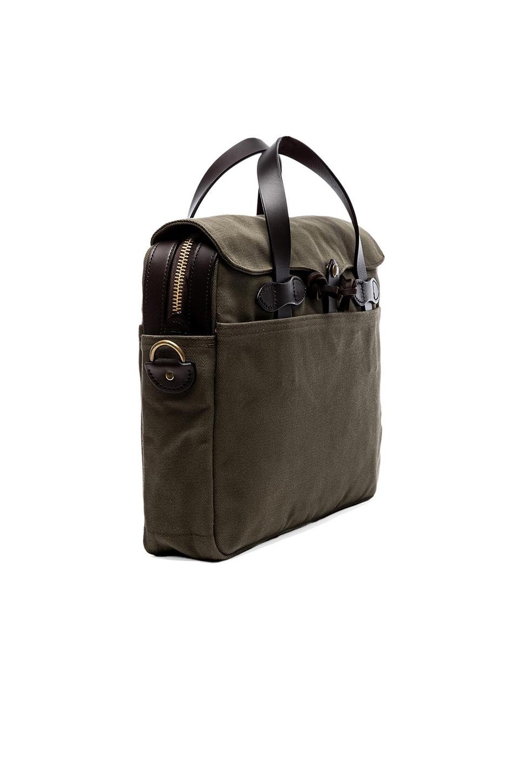 Filson Original Briefcase in Otter Green