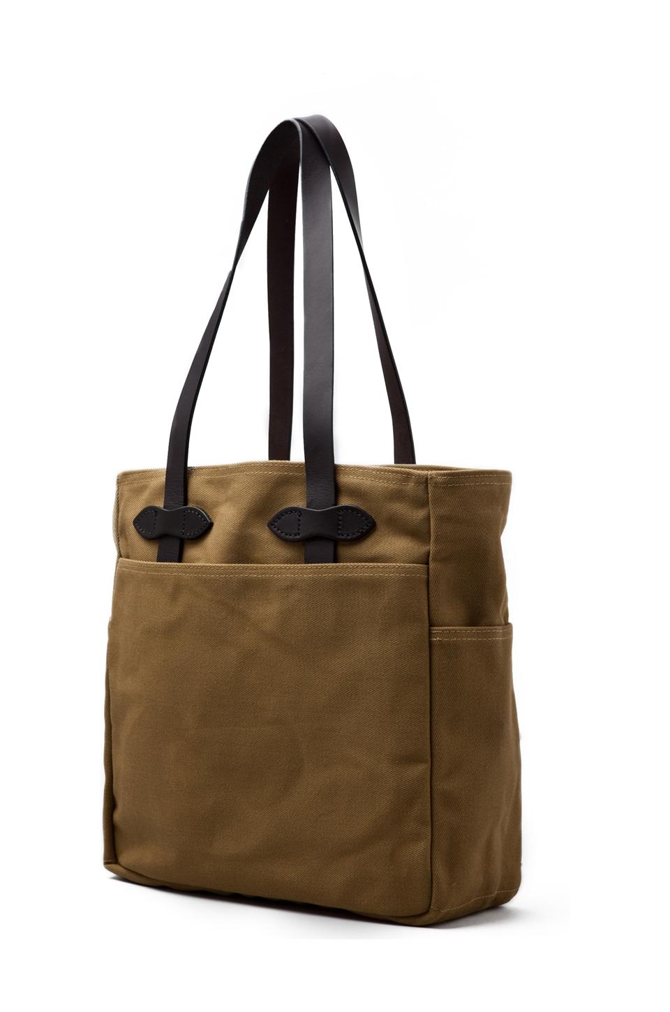 Filson Tote Bag in Tan