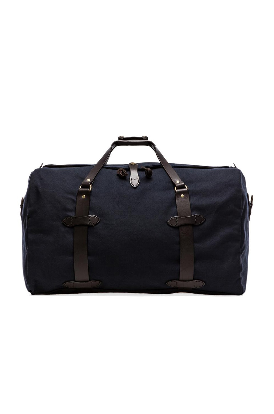 Filson Medium Duffle in Navy