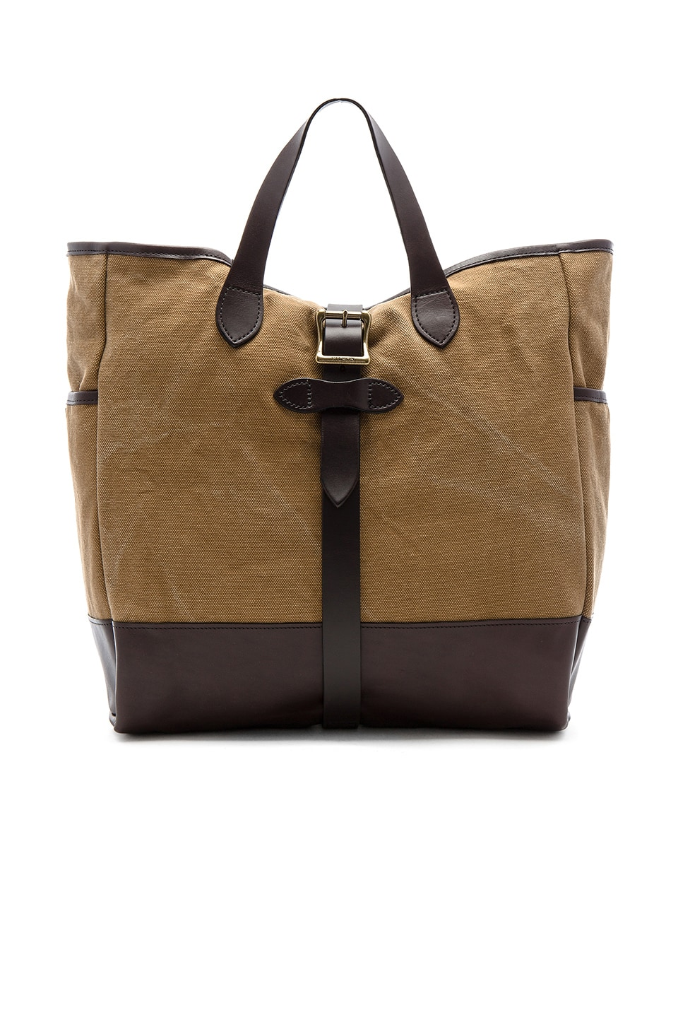 Rugged Canvas Tote at REVOLVE