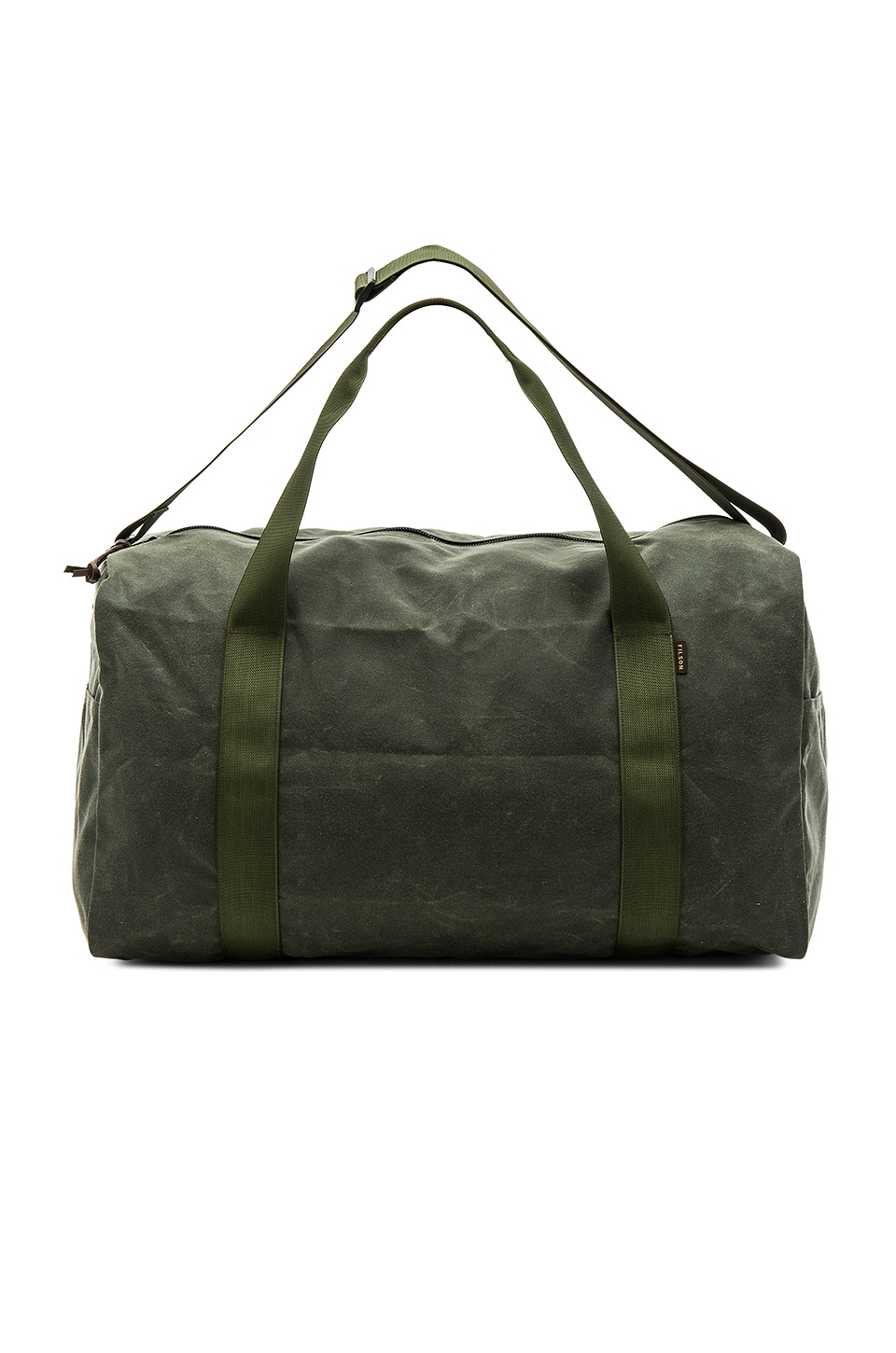 Filson Medium Field Duffle in Spruce
