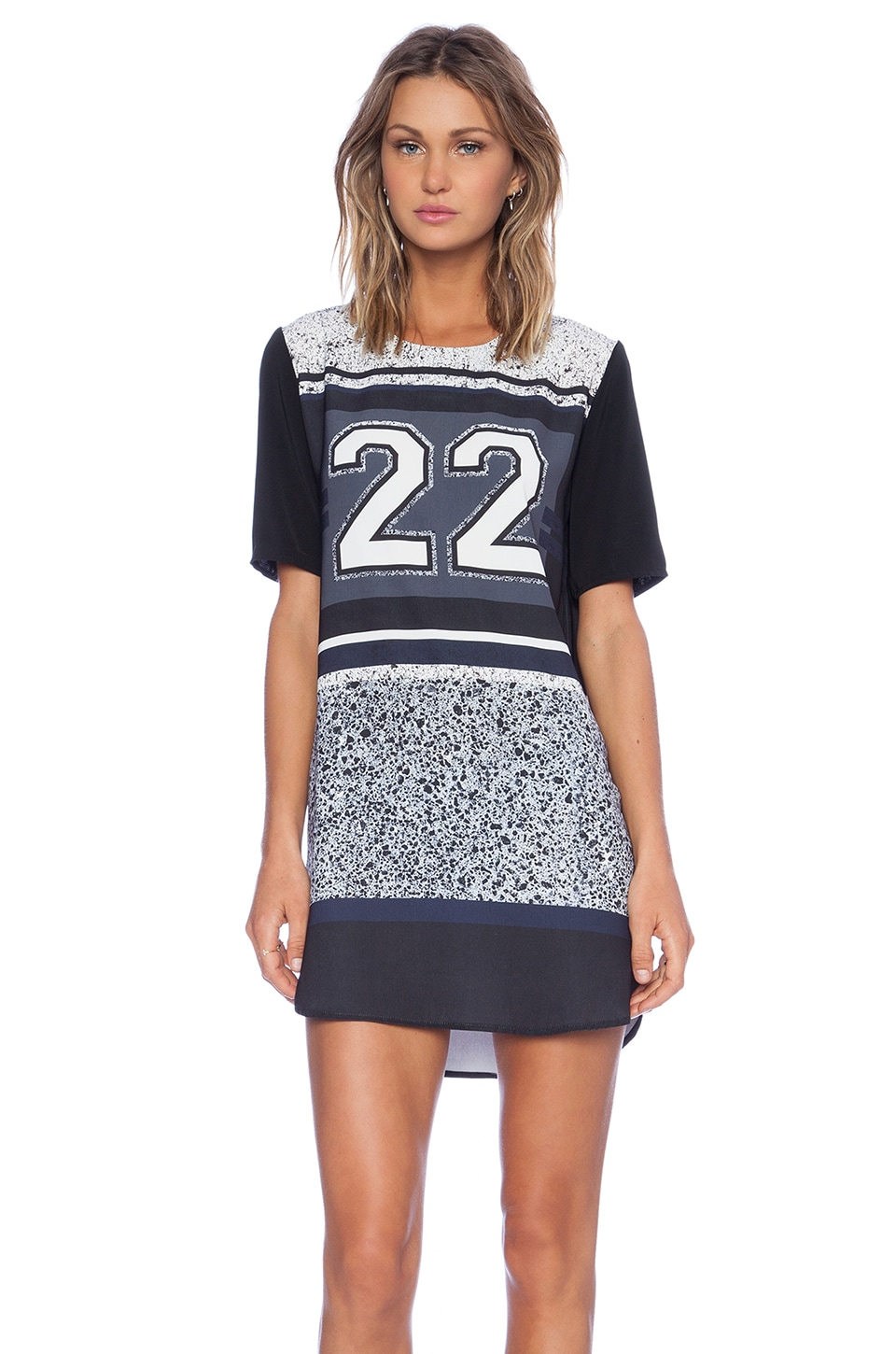 Finders Keepers Good Fortune Dress in 22 Print