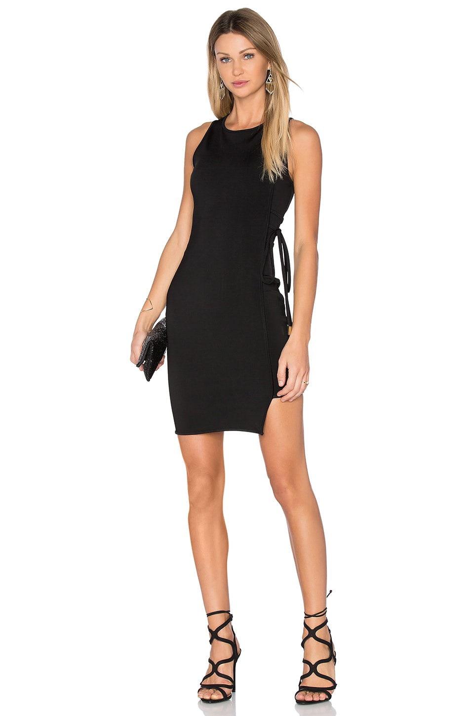 Finders Keepers Nouvel Dress in Black