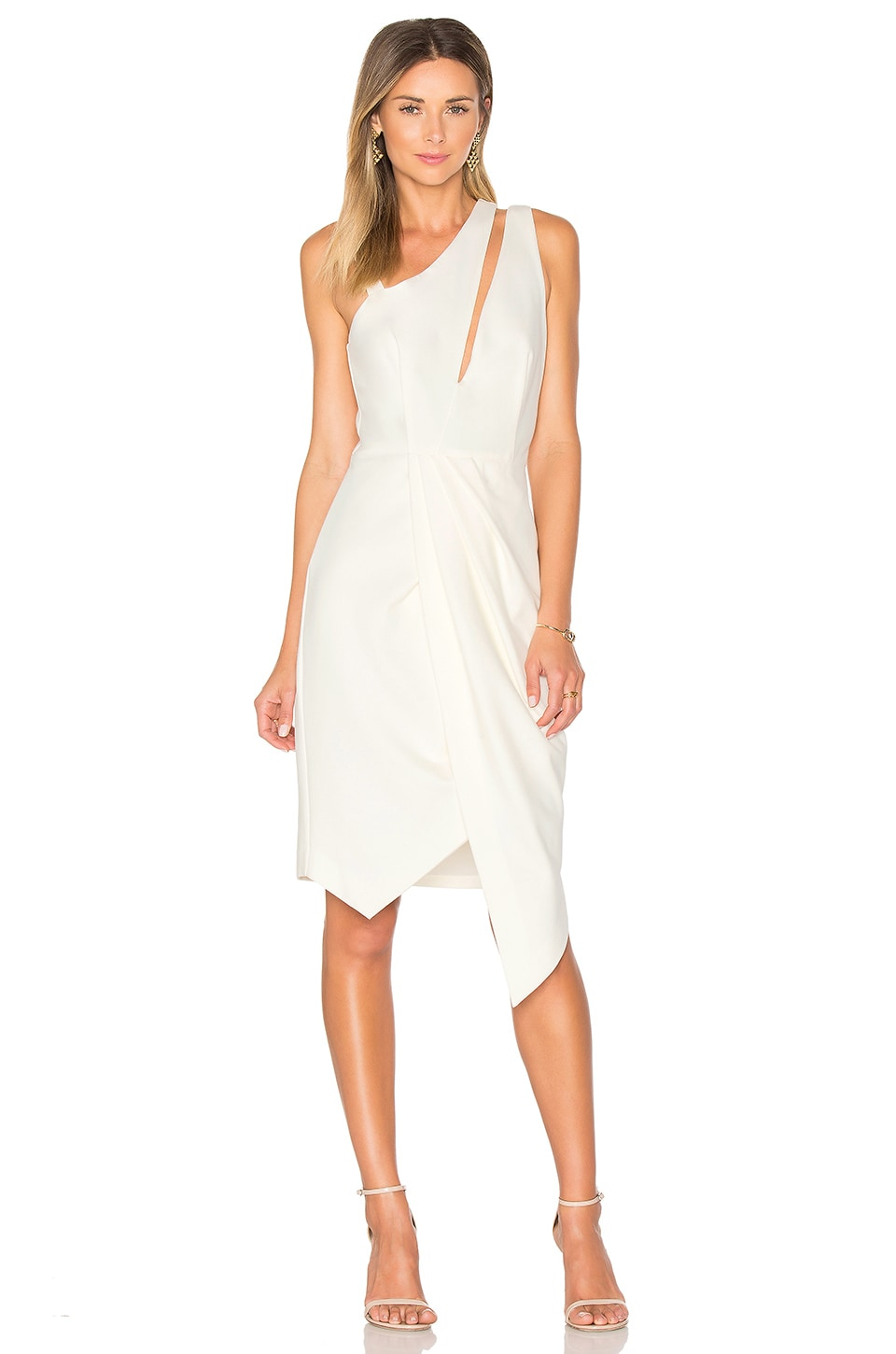 Henson Wrap Dress by Finders Keepers