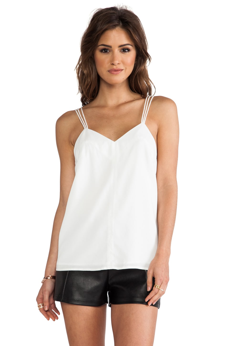 Finders Keepers Love Me Do Top in Ivory
