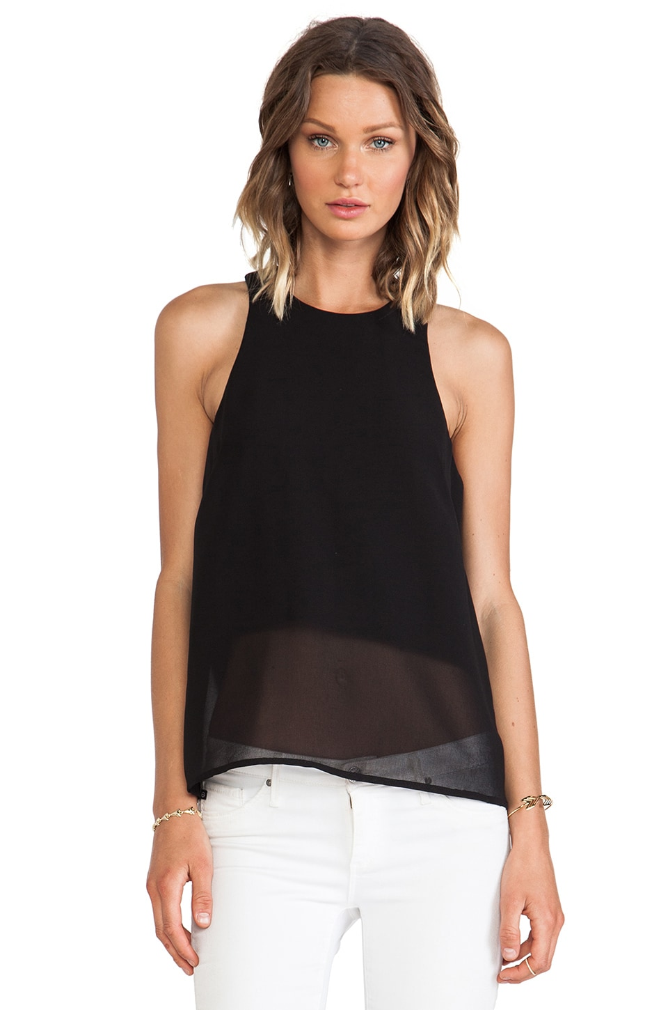 Finders Keepers Starting Over Top in Black