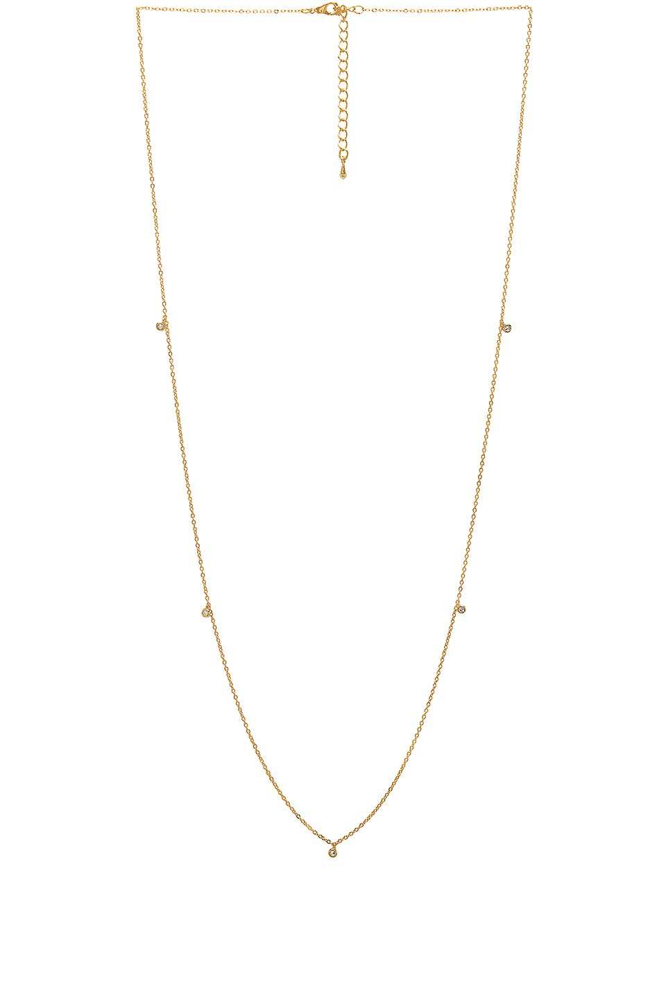 FIVE AND TWO JORDAN NECKLACE