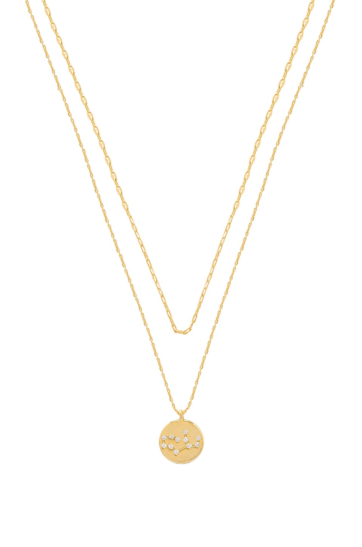 Orion Virgo Necklace